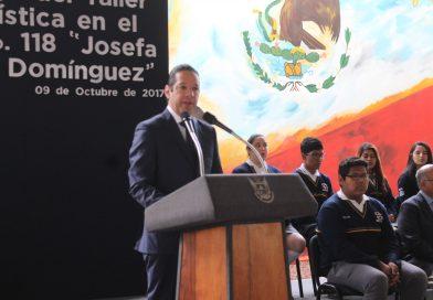 Terminaré mi mandato: Francisco Domínguez