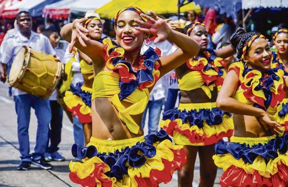 Photo of Danza Afro Colombiana en Querétaro