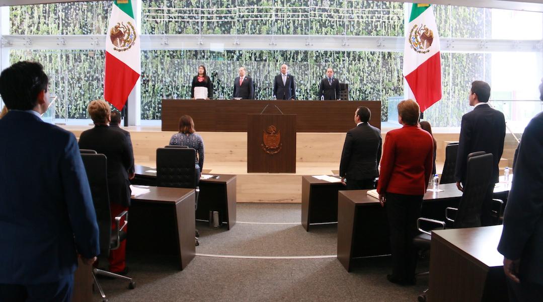 Photo of Pide la Legislatura local a Congreso de la Unión frenar gasolinazos