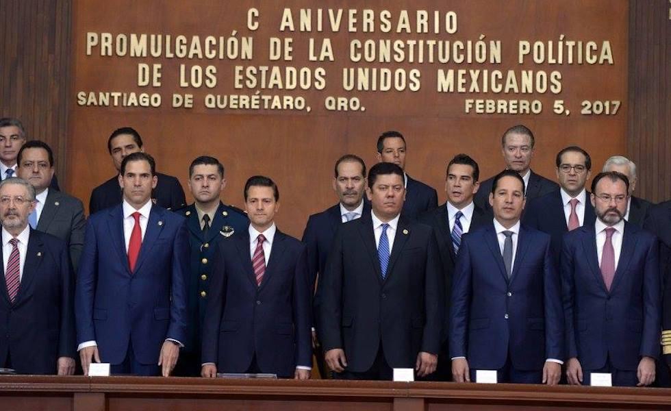 Photo of El presidente Peña Nieto visitará Querétaro el 5 de Febrero