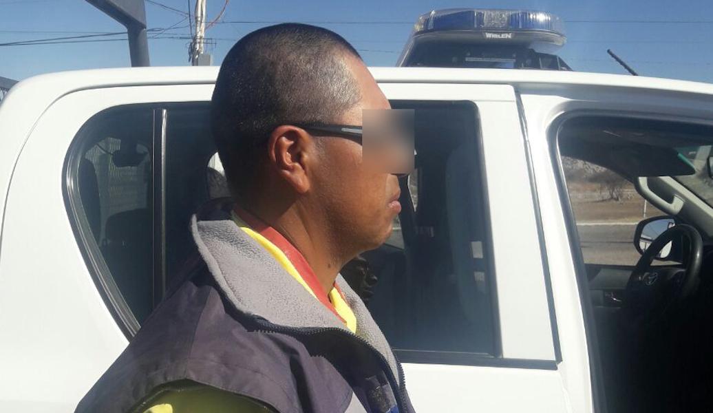 Photo of Sujeto con «cristal» es detenido por policía de San Juan del Río