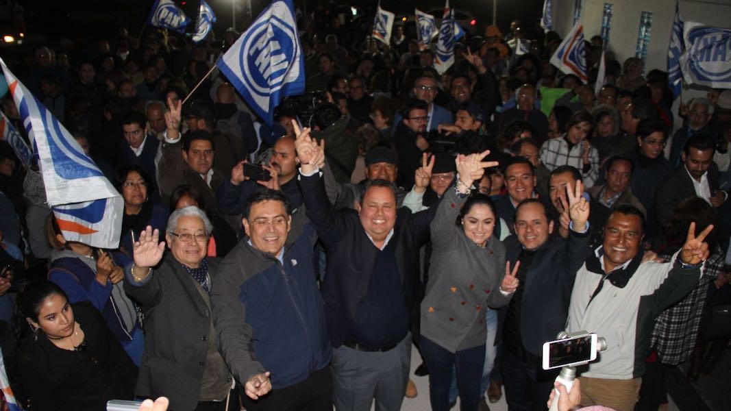 Photo of Sabemos competir y sabemos ganar de la mano  de los ciudadanos: Gerardo Cuanalo