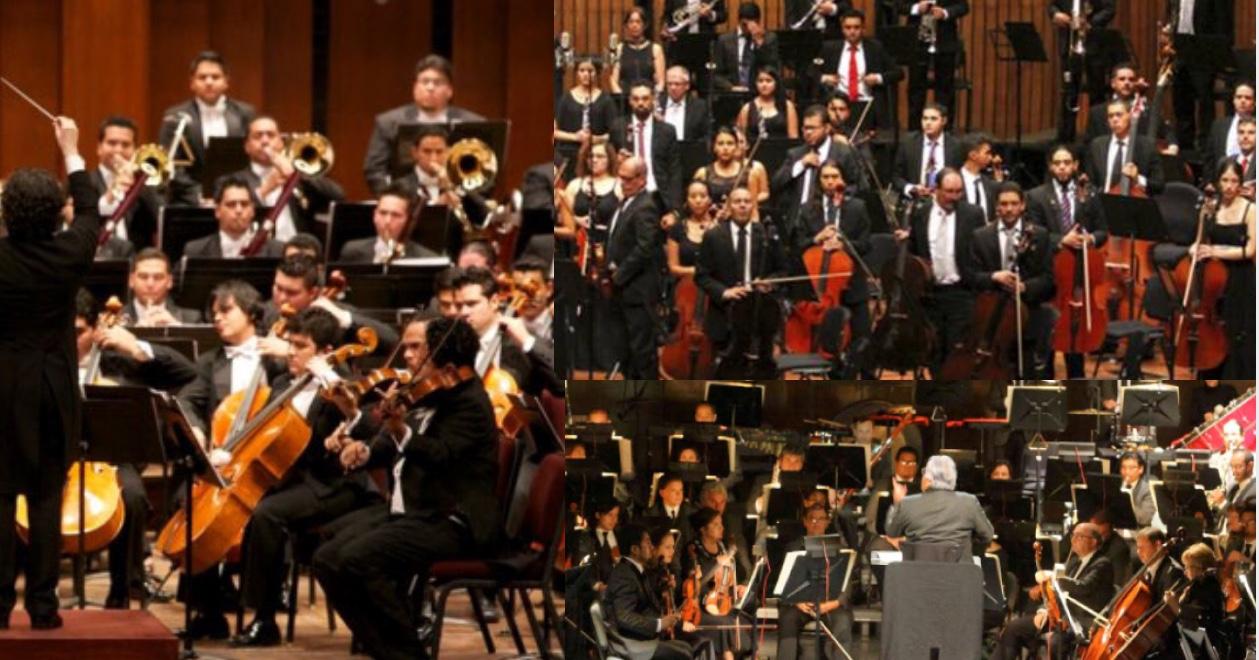 Photo of La Orquesta Filarmónica de Querétaro
