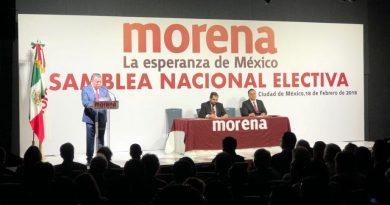 Gilberto Herra y Celia Maya postulados por MORENA al Senado