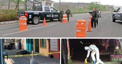 Guanajuato, la frontera roja