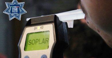 """Policía de El Marqués realiza Operativo """"Alcoholímetro"""""""
