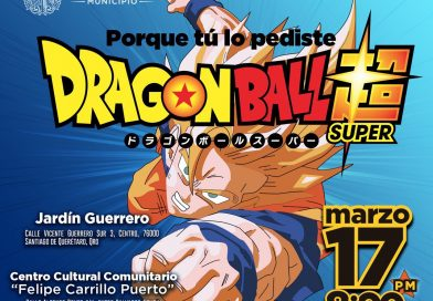 Confirma Marcos Aguilar proyección de Dragon Ball