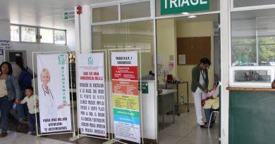 IMSS brindará servicios de urgencias y hospitalización el 19 de marzo
