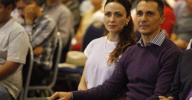 Encabeza Adolfo Ríos curso de capacitación en participación y actualización política