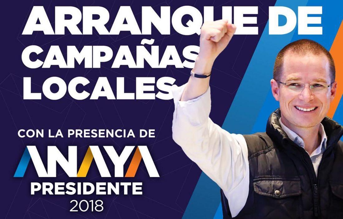 Photo of Ricardo Anaya impulsará candidaturas locales de Querétaro el 14 de mayo: Gerardo Cuanalo
