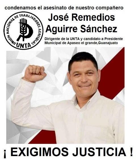 Photo of Condena UNTA Querétaro asesinato de candidato de MORENA en Apaseo