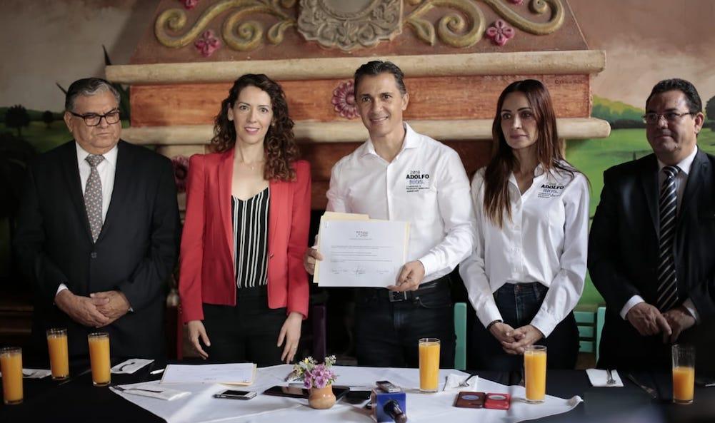 Photo of Observatorio Ciudadano evaluará a mi gobierno: Adolfo Ríos