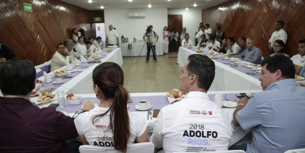 Photo of Hablar de política es hablar de promesas incumplidas: Adolfo Ríos