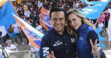 Querétaro permanecerá azul: Luis Nava