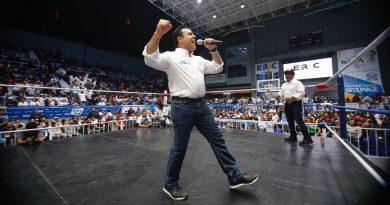 Con el PAN mejoremos juntos Querétaro: Luis Nava