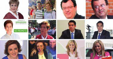 """Candidatos """"Photoshop"""": cuando la sonrisa no basta"""