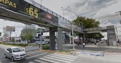Puentes peatonales inservibles