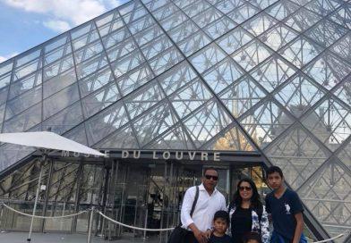 Se lleva Alcalde a su familia a Europa a gira de trabajo