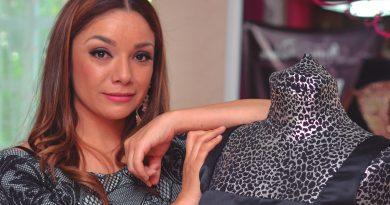 Estrella Pacheco, hiladora se sueños