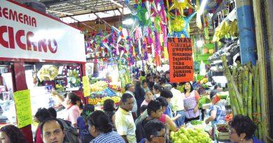 Mercados, comercio y tradición… ¡Pásele güerita!
