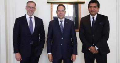 Capta gobernador inversiones por 520 mdp para Querétaro