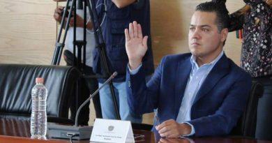 Enrique Correa Sada fue electo presidente municipal interino