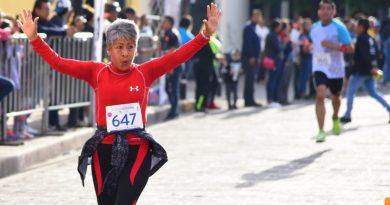 Todo un éxito la tercera edición de la Carrera Corregidora 2018