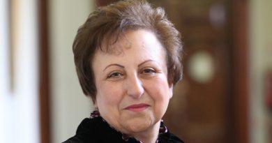 Shirin Ebadi, primera mujer musulmana en ganar el Premio Nobel de Paz, en Querétaro