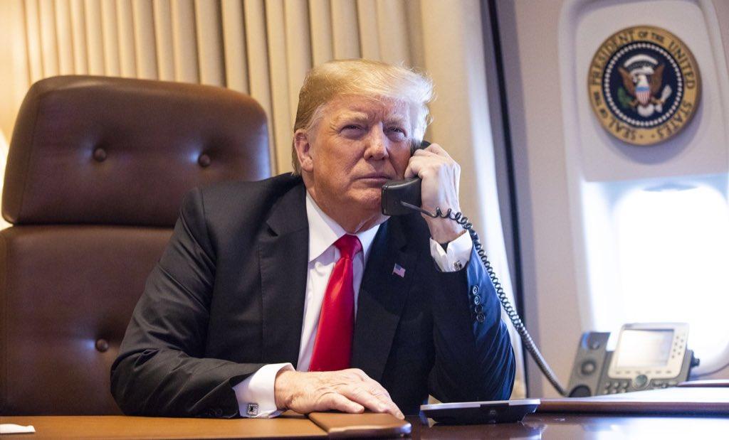 Photo of Es Donald Trump