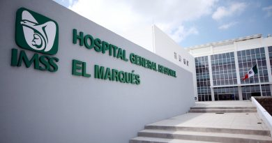 Supervisan avances del nuevo hospital del IMSS en Querétaro
