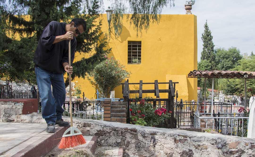 Photo of Listo operativo por las festividades de Día de Muertos en El Marqués