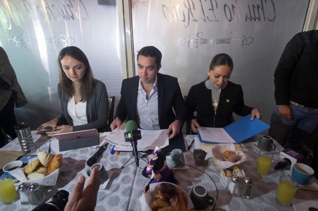 Photo of Acompañarán diputados federales del PAN gestiones de la UAQ en presupuesto 2019