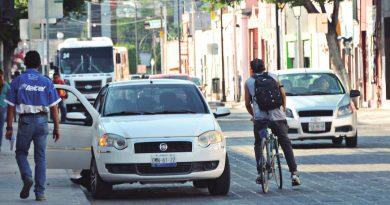 Ciclistas sin modales