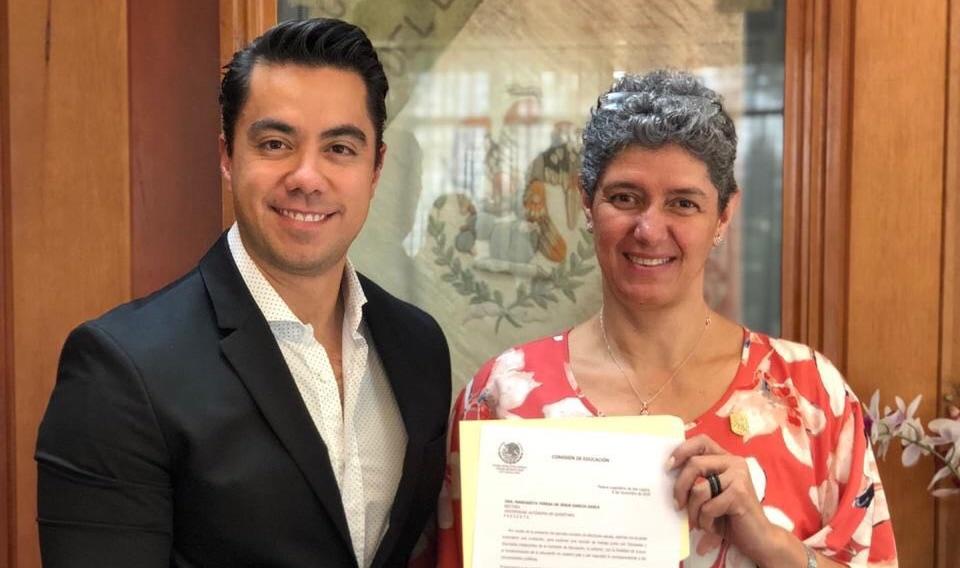 Photo of Rectora de la UAQ se reunirá con diputados de la Comisión de Educación