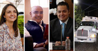 Marcos Aguilar ¿jala parejo con los demás diputados?