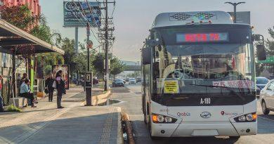 Garantiza IQT servicio de transporte