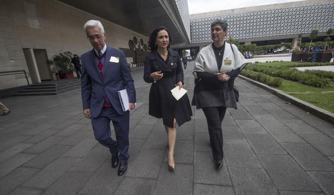Photo of Gestiona Sonia Rocha reunión entre rectora de la UAQ y presidente de Comisión de Presupuesto y Cuenta Pública