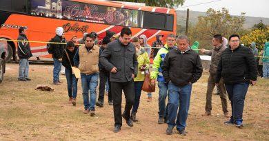 Atiende alcalde Mejía Lira a familias de Fuentezuelas