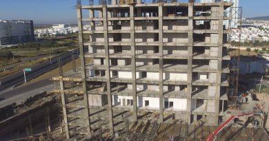 Industria de la construcción reporta alza en 2018