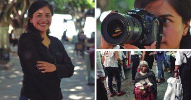 Miriam J. Martínez, una fotógrafa de premio