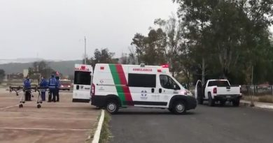 Confirman tres fallecidos por explosión en Fuentezuelas