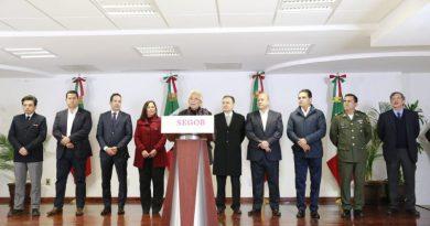 Gobernadores y Federación delinean estrategias contra  robo de combustible