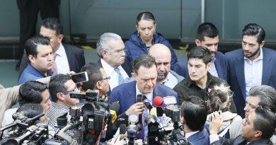 PAN votará contra propuestas de AMLO para Fiscalía General