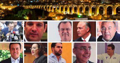 10 políticos queretanos del 2019