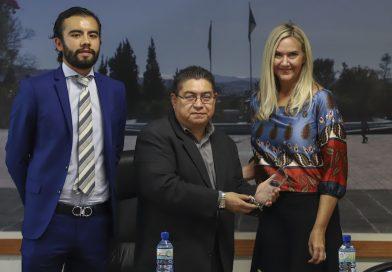 UAQ firma convenio de colaboración con la Fundación Newborn
