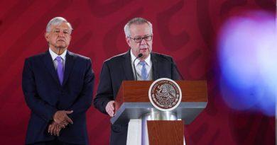 Presenta AMLO plan de rescate de Pemex.