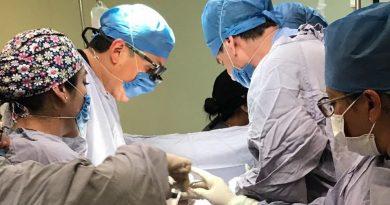 Realiza Secretaría de Salud primer trasplante pediátrico de 2019