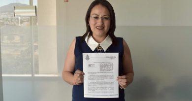 Presenta Beatriz Marmolejo Rojas iniciativa para evitar la defraudación de Desarrolladores Inmobiliarios