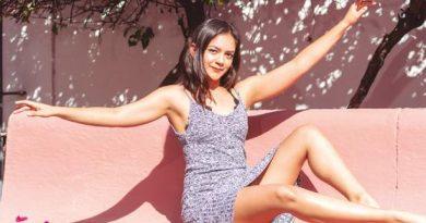 Natalia Cabrera: con la danza en las venas