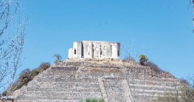 Museo del sitio en el cerrito, misticismo y cultura